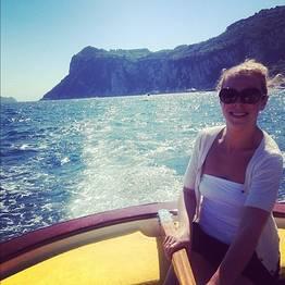 Gianni's Boat - Fabulous lunch in Nerano fisherman bay
