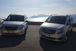 Private Transfer from Rome to Positano or vice versa