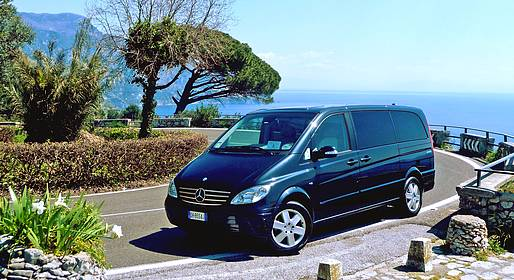 Astarita Car Service - Private Transfer from Rome to Positano or vice versa