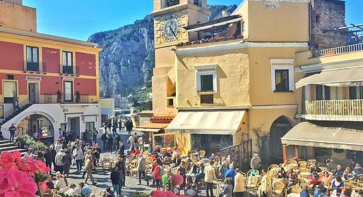 Nesea Capri Tour - The Heart of Capri: Tour of the Historic Center