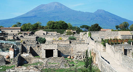 Joe Banana Limos - Tours & Transfers - Pompeii, Vesuvius and Herculaneum Private Tour