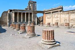Tour privato a Pompei, Ercolano e Vesuvio