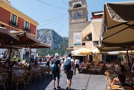 Capri e Anacapri, tour guidato con giro in barca