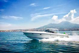 Car+Speedboat+Taxi from Naples or Rome to Capri | VIP