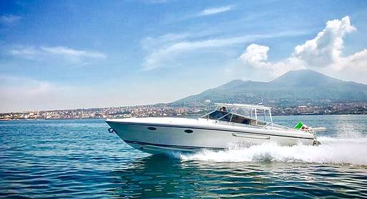 Capri Relax Boats - Car + speedboat + taxi from Naples to Capri | VIP