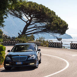 Sorrento Limo - Exclusive Transfer Naples - Sorrento (or vice versa)