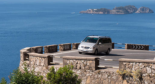 Sorrento Limo - Transfer da Roma a Sorrento o viceversa in auto privata