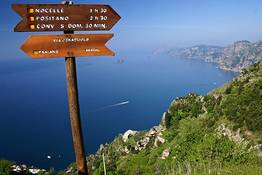 Path of Gods Transfer from Sorrento/Positano