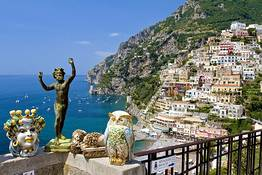 Private Car Service along the Amalfi Coast