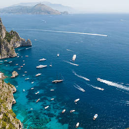 Capri Day Tour - Pacchetto basic per Capri (tour fai da te)