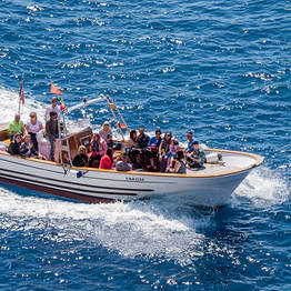 Capri Day Tour - GOLD Day Trip Package