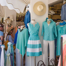 Capri Day Tour - Shopping in Anacapri