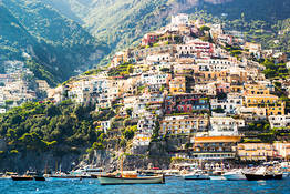Private Tour of the Amalfi Coast via Luxury Vehicle