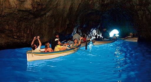 Motoscafisti di Capri - Transfer to Blue Grotto and Back- Blue Line