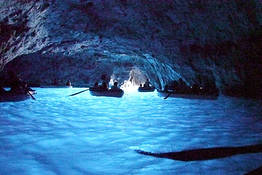 Transfer to Blue Grotto and Back- Blue Line