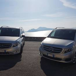 Astarita Car Service - Private Transfer Naples- Positano with stop at Pompeii