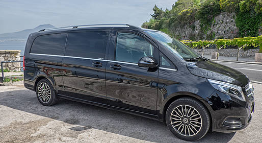 Joe Banana Limos - Tours & Transfers - Transfer Rome - Positano/Praiano (or vice versa)