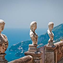 Luxury Limo Positano - Amalfi Coast - Private Half-Day Tour