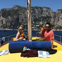 "Gianni's Boat - The Full Day ""Capri-holic"" Tour"