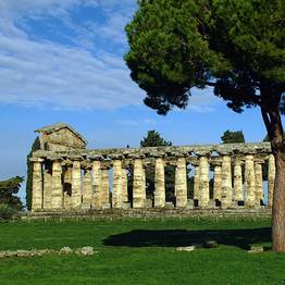 Luxury Limo Positano - Paestum + Buffalo Mozzarella Factory Tour