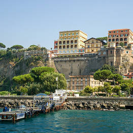 Luxury Limo Positano - Tour privato a Pompei e Sorrento (8 ore)