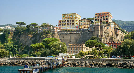 Luxury Limo Positano - Pompeii and Sorrento Full-Day Tour