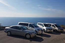 Private Transfer from Naples to Positano or Vice Versa