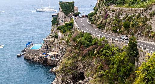 Luxury Limo Positano - Amalfi Coast Shore Excursion