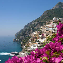 Luxury Limo Positano - Transfer from Naples to Positano + Pompeii