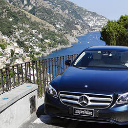 Luxury Limo Positano - Transfer from Naples to Positano and/or Vice Versa