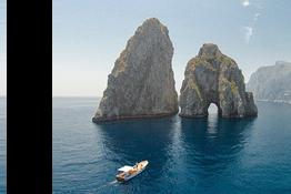 Tour privato di una giornata intera a Capri da Sorrento