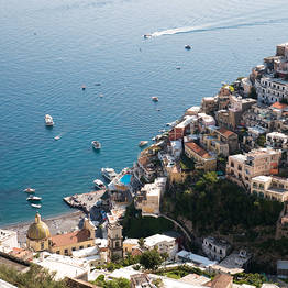 Luxury Limo Positano - Transfer from Sorrento to Positano and/or vice versa