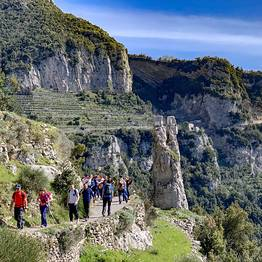 Cartotrekking - guided hiking tour from Sorrento to Positano along the Path of The Gods