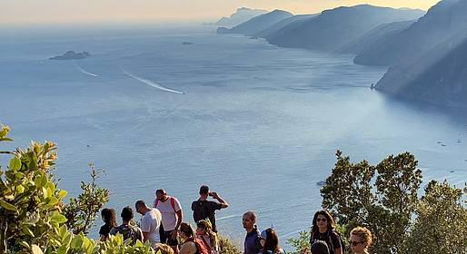 Cartotrekking - Private tour from Sorrento on the Path of the Gods