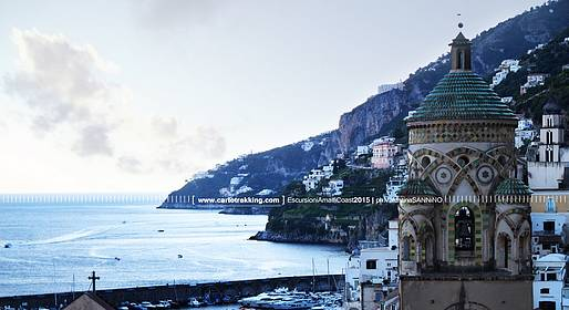 Cartotrekking - Ravello to Amalfi Tour In Escher's Footsteps