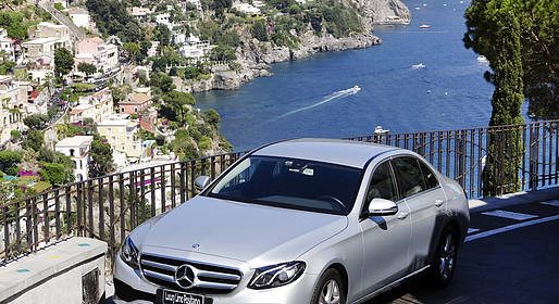 Luxury Limo Positano - Transfer from Napoli to Amalfi and/or return