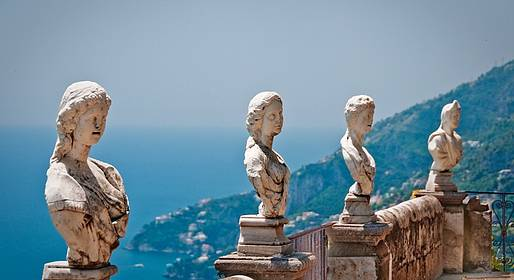 Luxury Limo Positano - Transfer from Naples to Ravello and/or Return