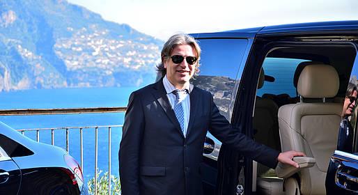 Eurolimo - Private transfer Naples - Ravello