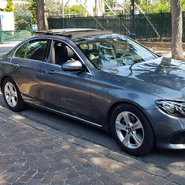 Eurolimo - Mercedes E class