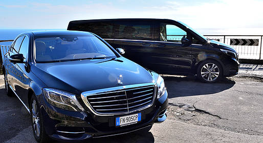 Eurolimo - Private Transfer Rome - Sorrento