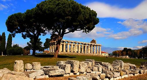Sunland Travel - Paestum&Mozzarella Farm Bus Tour from Amalfi Coast