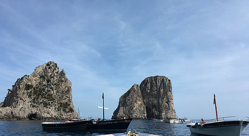 Capri Island Tour - Capri Boat Tour +Transfer to/from the Amalfi Coast