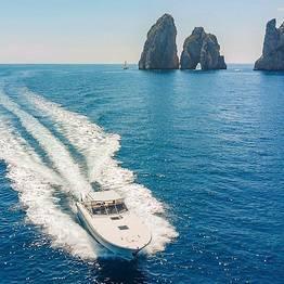 Capri Relax Boats - Itama 38