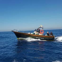 Capri Island Tour - Boat Shuttle for dinner in Nerano