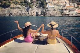 Full Day Gozzo Boat Tour Amalfi Coast