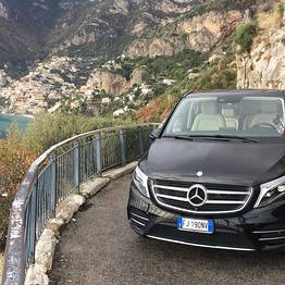Top Excursion Sorrento - Private transfer Naples - Positano