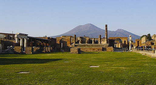 Top Excursion Sorrento - Pompeii, Herculaneum, and Mt. Vesuvius Tour