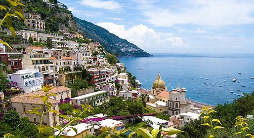 Top Excursion Sorrento - Deluxe transfer de Roma para Positano (ida ou volta)
