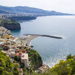 Top Excursion Sorrento - Deluxe transfer de Veneza para Sorrento/Amalfi Coast