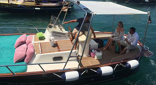 Capri Boat Service - Private Capri Boat Tour on a Traditional Gozzo
